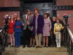 Willy Wonka Review