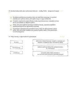 Sprawdziany Dziś i jutro 2 - Sprawdziany Dziś i jutro 2 (25) - Spra.fm - Sprawdziany, testy, odpowiedzi