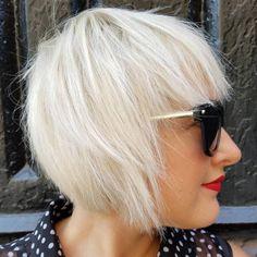 Platinum Blonde Color, Color, Color!