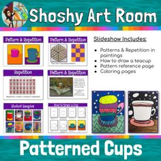 Shoshyart Worksheets & Teaching Resources | Teachers Pay Teachers 5th Grade Art, Fourth Grade, Teacher Resources, Teacher Pay Teachers, Projects For Kids, Art Projects, How To Drow, References Page, Arts Ed