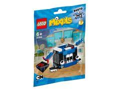LEGO Mixels 41555 Busto Dieses superfreundliche Mitglied des MCPD-Stammes ist einfach viel zu nett und lässt sich von den Gefangenen nur allzu leicht zu einer Freilassung überreden. Halte Bustos Gefängniszelle immer fest verschlossen, sonst bekommt dieser charmante Mixel richtigen Ärger mit Kuffs (41554). http://www.spielzeug24.ch/ki/Lego-Mixels-6060137.html