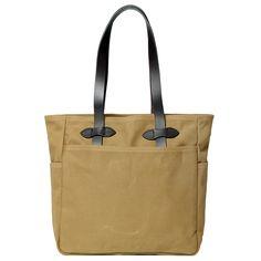 Filson Tote Bag (Tan)