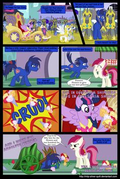 A Princess' Tears - Part 2 by MLP-Silver-Quill on deviantART