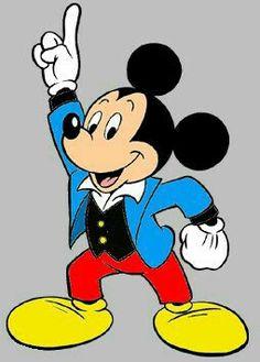 Maus Illustration Walt Disney Micky Minnie Maus Disney Cartoons Clipart