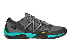 Want.  Size 7.5  Minimus 20 Trail - Grey with Green