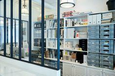 アートディレクター平林奈緒美の見えるオフィスの収納術  仕舞う美学