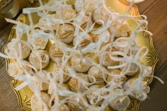 "Wedding Konstantinos & Eliza  invitation-favors-decoration-boboniera-gold-flowers-centerpiece-candy table-wedding bouquet ""Nikolas Ker"". Wedding Candy Table, Flower Centerpieces, Gold Flowers, Wedding Bouquets, Favors, Stuffed Mushrooms, Invitations, Food, Decor"