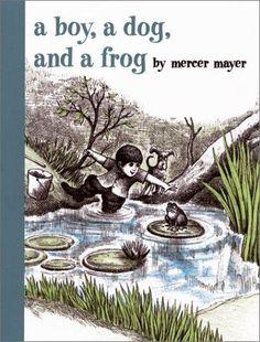 Delightful wordless books by Mercer Mayer
