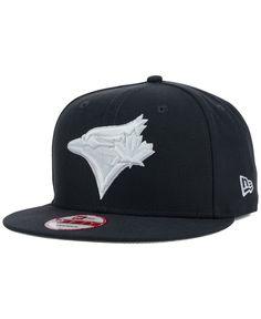 7213e2a564ce9 New Era Toronto Blue Jays C-Dub 9FIFTY Snapback Cap Men - Sports Fan Shop  By Lids - Macy s