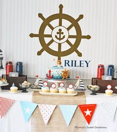 We Heart Parties: Party Details - A Nautical Christening Celebrations?PartyImageID=eff9daa7-e359-4537-bab8-0215dcfcf68c