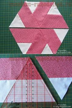 Tri Recs Triangle Ruler By Darlene Zimmerman Amp Joy Hoffman