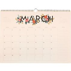 Can't go wrong - Rifle Paper Co. 2015 Calendar