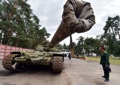 Ukraine crisis: Military claims 'Russian tanks have destroyed virtually every house' in Novosvitlivka