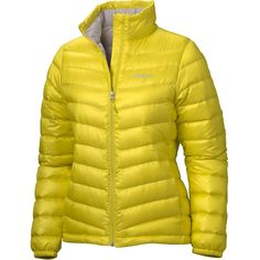 Marmot Jena Jacket (Women's) ($156) ❤ liked on Polyvore