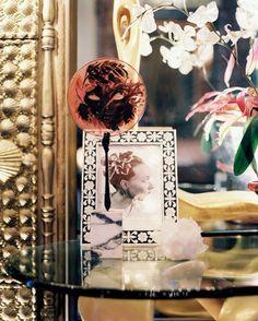 Lea Michele × Tony Duquette / much