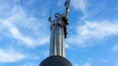 One of my favourite spots to visit in Kyiv. Motherland and the accompanying WWII (Great Patriotic War) memorial.