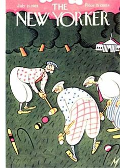 The New Yorker July 21, 1928
