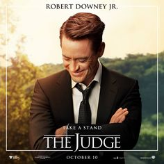 Robert Downey Jr. - The Judge
