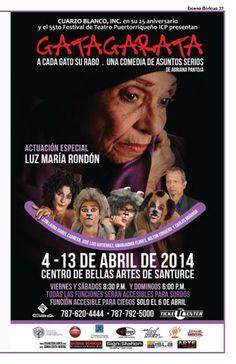 Gatagarata @ Centro de Bellas Artes, Santurce #sondeaquipr #gatagarata #cba #santurce #sanjuan
