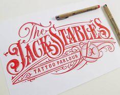 Script lettering, vintage lettering, typography letters, typography logo, c Typography Drawing, Tattoo Lettering Fonts, Typography Quotes, Typography Inspiration, Typography Letters, Creative Typography Design, Creative Fonts, Lettering Design, Logo Design