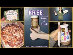 How to Get FREE Food at Resturants - How & Where to Get Coupons