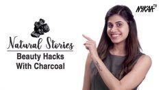 6 Effective Skincare Hacks with Charcoal Ft. Korean Face Mask, Charcoal Face Mask, Skin Care Tips, Beauty Hacks, Skincare, Social Media, Natural, Makeup, Skin Tips