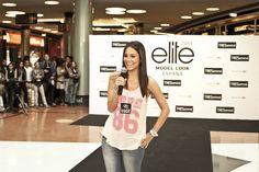 Momentos del casting Elite Model Look 2013 en A Coruña.