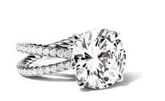 Oh, hi beautiful David Yurman engagement ring! Can you one day land on my finger? :)