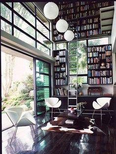 Bibliothèque - Fenêtre