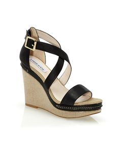 Love my wedges by Vince Camuto! LOUISE ET CIE TADEA