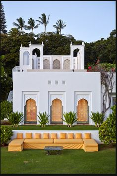 Modern Andalusian style house in saudi arabia .. designed ...