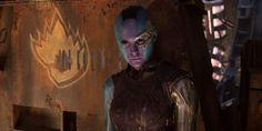 Nebula Has a New BFF in Avengers: Infinity War