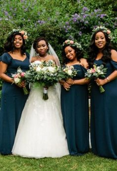 AYANDA & NTUTHUKO - Natural Nostalgia April Wedding, Bridesmaid Dresses, Wedding Dresses, Flower Decorations, Green And Gold, Special Day, Nostalgia, Blush, Seasons