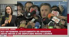 Portal Galdinosaqua: PF faz operação em imóveis ligados a Aécio Neves