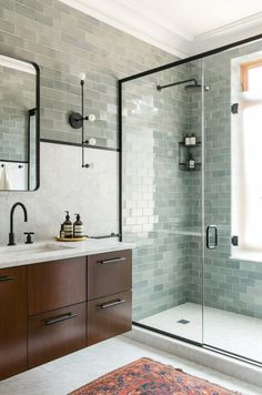 75 bathroom tiles ideas for small bathrooms (10)