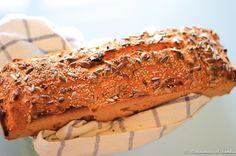 Un pan delicioso!!! Ingredientes: 4 Tazas de harina de arroz integral 3/4 Taza de semilla de lino molida 1/2l de agua filtrada. 1 Cda. Aceite de oliva virgen extra 1 Cda. bicarbonato Sal Semilla para decorar Se deja 15m las semillas de lino con el agua,hasta que se quede babosa(la semilla de lino suelte los … … Sigue leyendo →