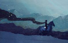 River of stars by Ner-Tamin.deviantart.com on @DeviantArt