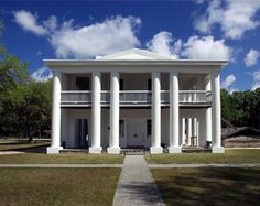 Welcome to Gamble Plantation Historic State Park. This antebellum mansion was home to Major Robert Gamble and headquarters of an extensive sugar plantation. It is the only surviving plantation house in South Florida. Summer time is here, so come see what life and living conditions were like in the mid 1800's!   http://www.floridastateparks.org/gambleplantation/default.cfm