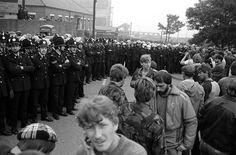Easington Durham miners strike 1984