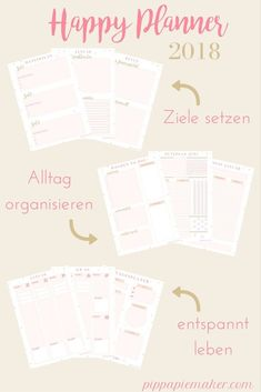 Der Happy Planner is