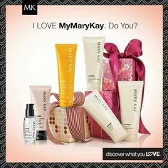 I love my Mary Kay!♥ http://www.marykay.com/lisabarber68  Call or text 386-303-2400