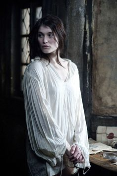 Gemma Arterton as Gretel (Hansel & Gretel: Witch Hunters)