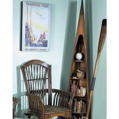 'Eight Man Rowing Boat' 5 Shelf Bookcase - SALE!! | eBay