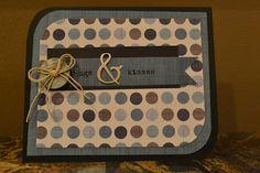 Homespun Elegance - Hombre Card www.homespunelegance.blogspot.com