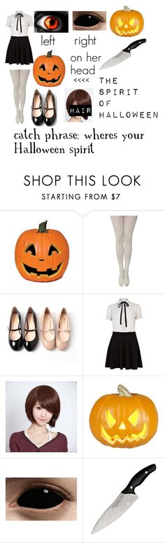 """Creepypasta (Oc)"" by ironically-a-strider21 ❤ liked on Polyvore featuring kenzi w, River Island, women's clothing, women, female, woman, misses and juniors"