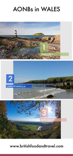 In this post we will look Wales' five AONBs which span some of the country's most scenic coastline and countryside. European Travel Tips, British Travel, Best Of Wales, Visit Wales, British Countryside, Anglesey, Where To Go, Night Life, Travel Inspiration