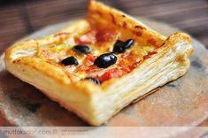 Milföy Pizza Tarifi | Mutfak Sırları