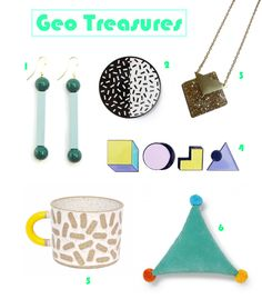 Geo gifts from the M