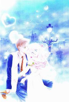 Feh Yes Vintage Manga Naoko Takeuchi, Sailor Moon Manga, Childhood, Anime, Drawings, Magazine, Vintage, Blue, Art