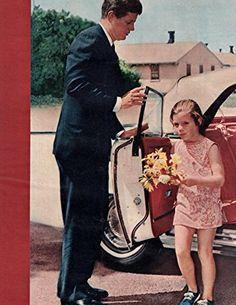 John Kennedy and Caroline Kennedy